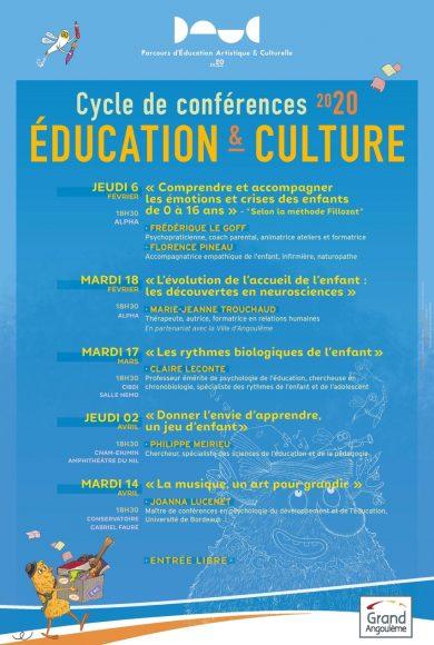 education et culture 2020